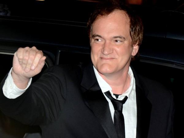 Filmmaker Quentin Tarantino
