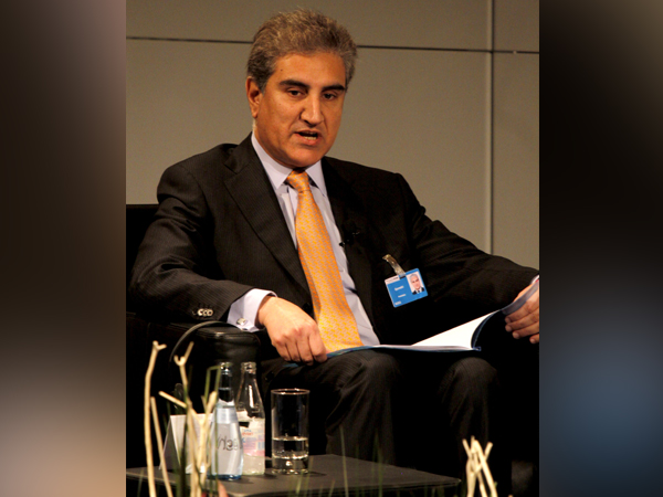 Pakistan Foreign Minister Shah Mehmood Qureshi (File pic)