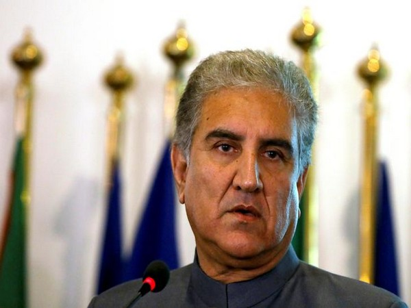 Pakistan Foreign Minister Shah Mehmood Qureshi (File Photo)