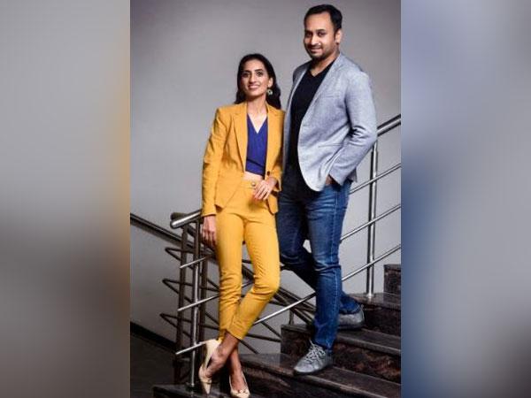 Vineeta Singh & Kaushik Mukherjee, SUGAR Cosmetics Co-founders