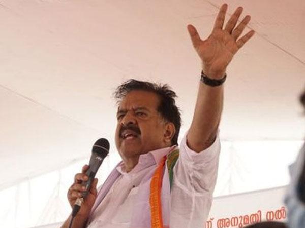Leader of Opposition of Kerala, Ramesh Chennithala. (Image Courtesy: Leader's Twitter profile)