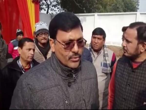 Rampur District Magistrate (DM) Aunjaneya Singh. Photo/ANI