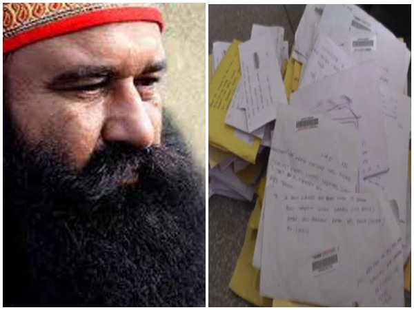 Rakhis and B'day cards sent to the Dera Chief(File Photo)