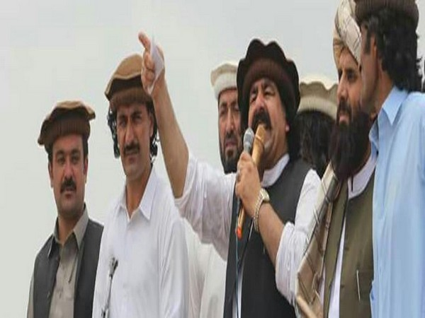 Arif Wazir, a leader of the Pashtun Tahaffuz Movement (PTM), who died in Islamabad on Saturday.