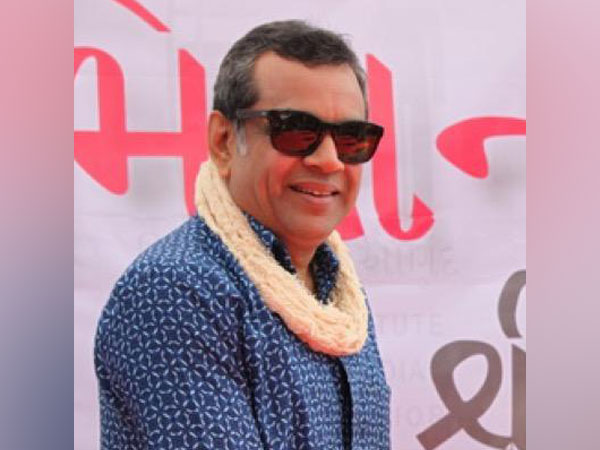 Paresh Rawal chairman of the National School of Drama. (Picture credit: Rawal's twitter profile)