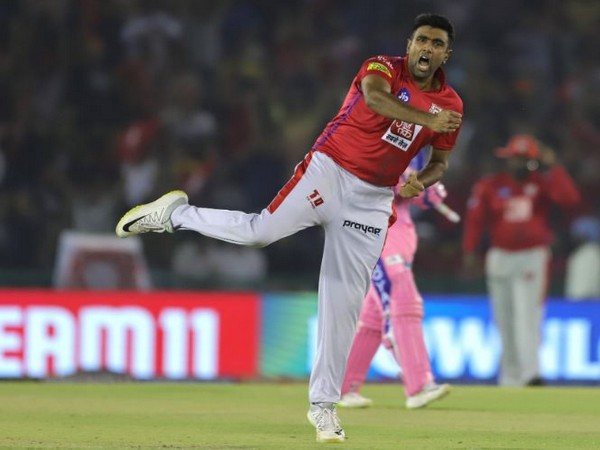 Kings XI Punjab skipper Ravichandran Ashwin (Photo/ Kings XI Punjab Twitter)