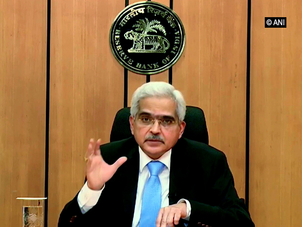 RBI Governor Shaktikanta Das. (file photo)