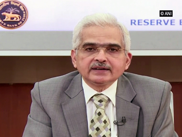 RBI Governor Shaktikanta Das in Mumbai on Saturday