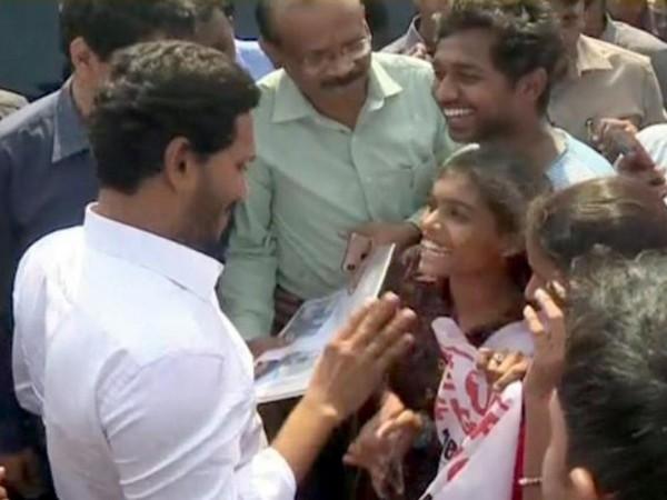 AP CM Jaganmohan Reddy