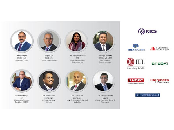 RICS South Asia Board Appointment