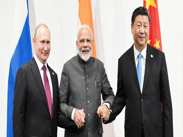 Russia, China and India leaders met at sidelines of G-20 Summit on Friday