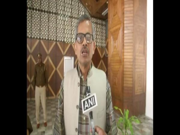 Uttar Pradesh Chief Secretary RK Tiwari
