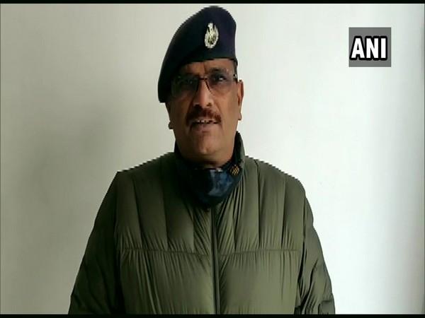 DCP Rajesh Kumar Singh speaking to ANI in Gautam Buddh Nagar.