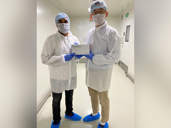SD Biosensor has just started production from its Manesar facility with a capacity of 500,000 rapid test kits per week.