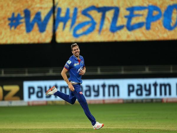 Delhi Capitals' pacer Anrich Nortje. (Photo/ iplt20.com)