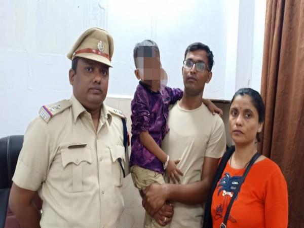 RPF staff help minor boy reunite with his parents