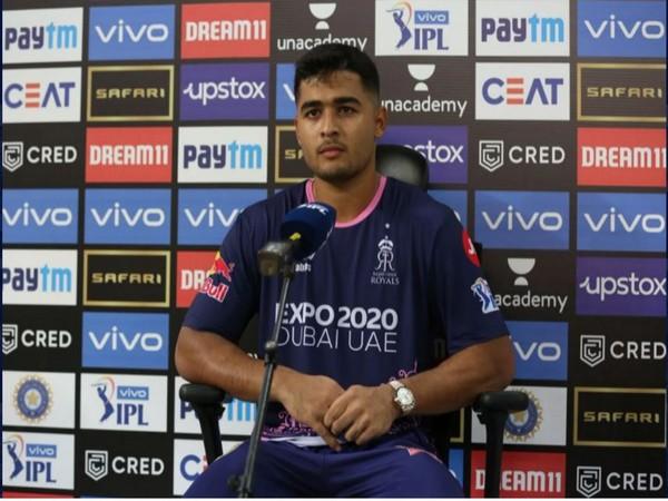 Rajasthan Royals all-rounder Riyan Parag (Photo/ iplt20.com)