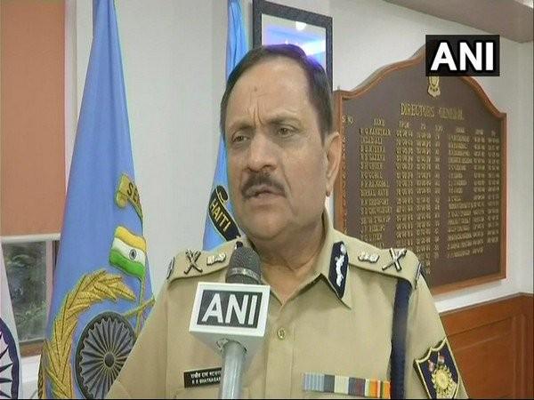 CRPF Director General RR Bhatnagar (File Image)