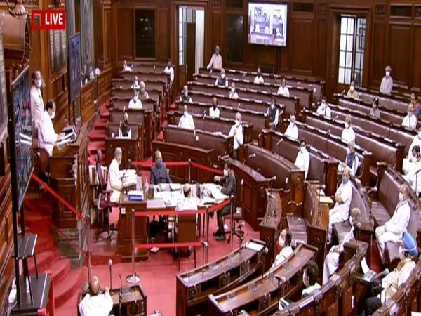 The Rajya Sabha. (File photo)