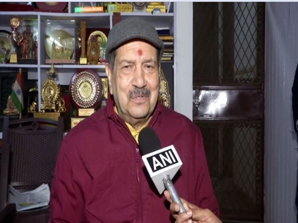 RSS leader Indresh Kumar speaking to ANi