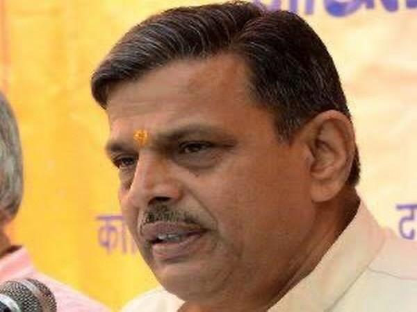 Dattatreya Hosabale, who has been elected general secretary of RSS (Photo: Twitter handle of RSS)