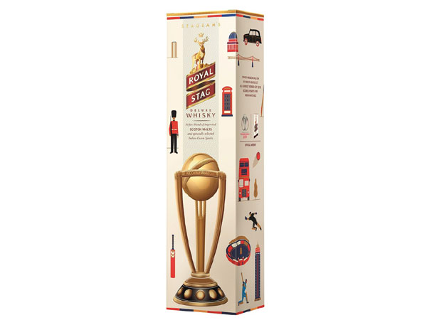 Royal Stag's Limited Edition Cricket World Cup Pack