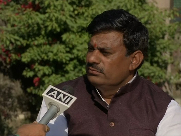 Bharatiya Janata Party MLA Rameshwar Sharma