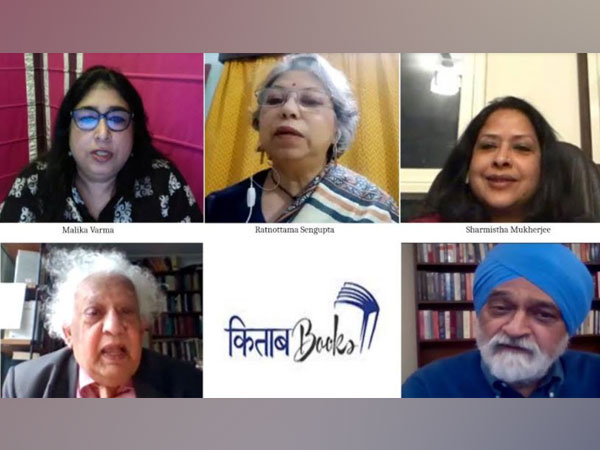 A live session of Kitaab where Late President Pranab Mukherjee's last book The Presidential Years was launched by Sharmistha Mukherjee, Lord Meghnad Desai and Montek Singh Ahluwalia