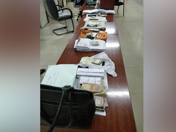 Anti-Corruption Bureau (ACB) raided a Regional Transport Office (RTO) in Jayanagar on Friday.