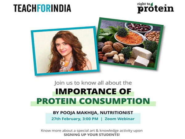 Protein Day 2021 - Join Right To Protein to know all about the importance of protein consumption on 27th February, 3:00 PM
