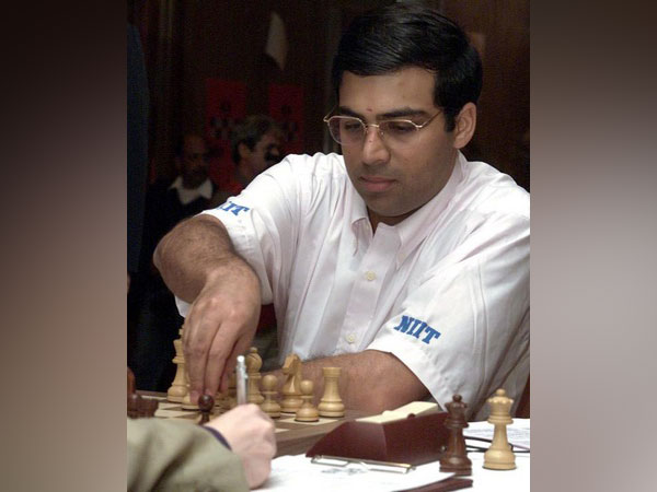 Five-time chess champion, Viswanathan Anand