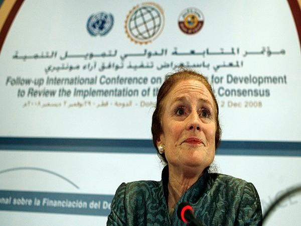 UNICEF chief Henrietta Fore (Photo Credit: Reuters)