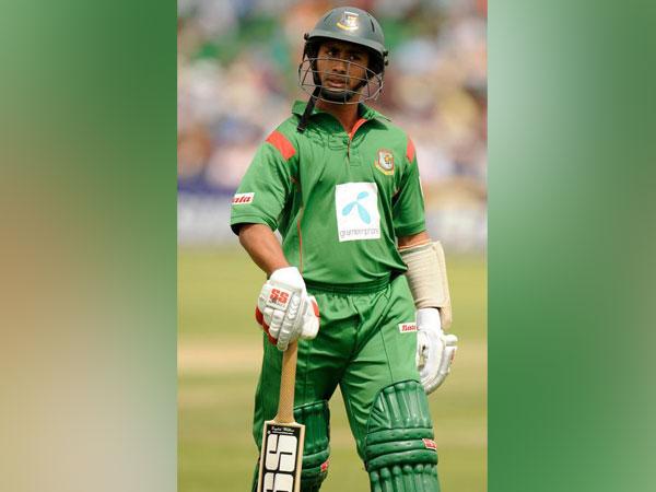 Former Bangladesh cricketer Mohammad Ashraful