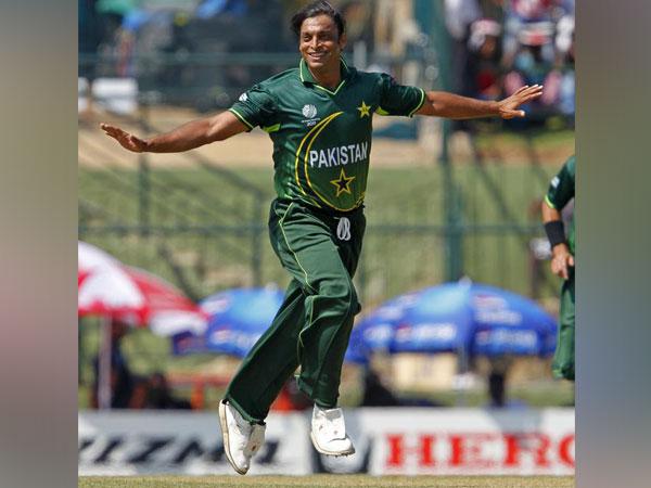 Former Pakistan bowler Shoaib Akhtar