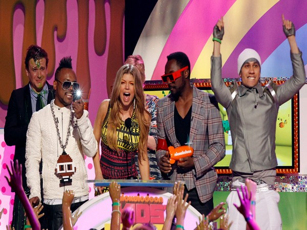 Black Eyed Peas, the musical group