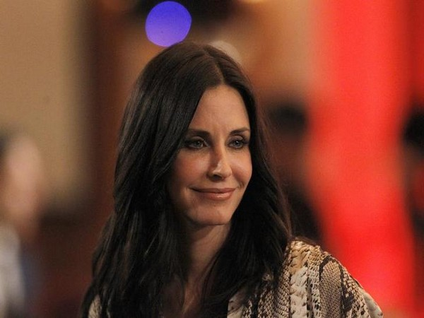 'Friends' actor Courteney Cox
