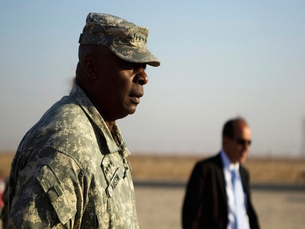 Retired Army General Lloyd Austin (Credit: Reuters Pictures)