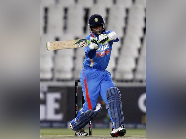 India batsman Robin Uthappa