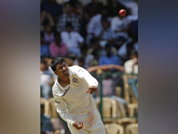 India spinner Pragyan Ojha