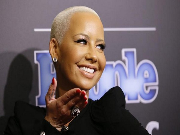 American model and actor Amber Rose
