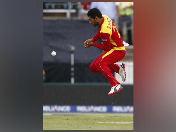 Zimbabwe player Sikandar Raza