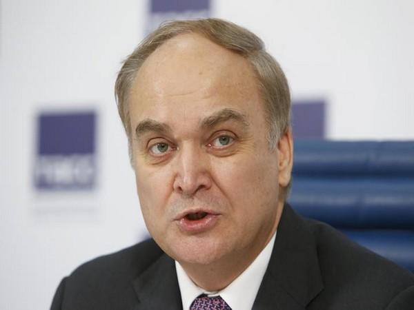 Russian Ambassador to the US Anatoly Antonov