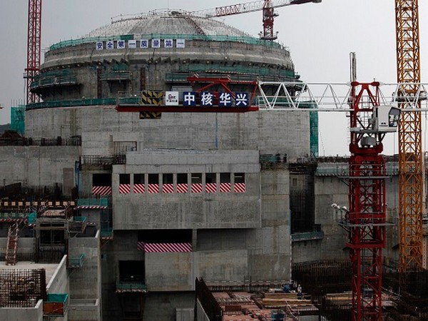 Taishan Nuclear Power Plant (Photo Credit: Reuters)