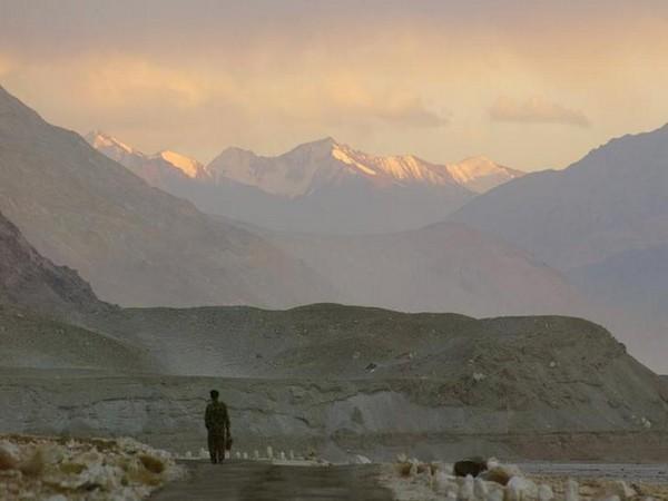 The Khardung La Pass