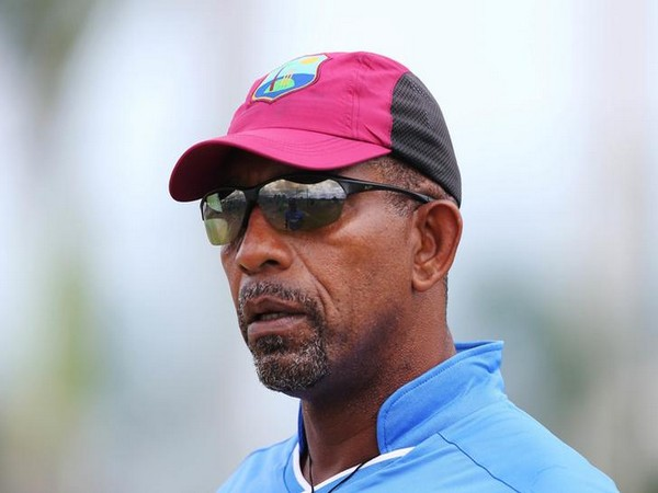 Former West Indies cricketer Phil Simmons