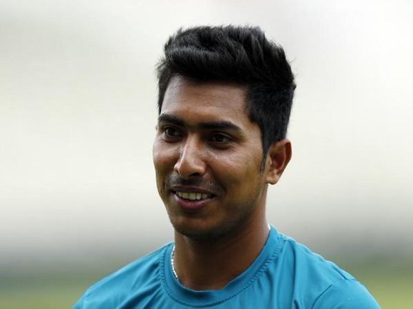 Bangladesh left-handed batsman Soumya Sarkar