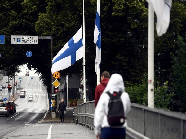 Finland flag (Photo credit: Reuters)