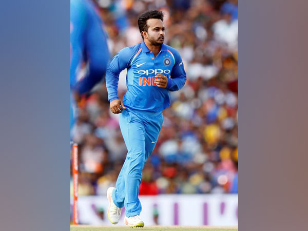 India all-rounder Kedar Jadhav