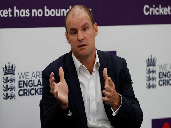 Former England cricketer Andrew Strauss