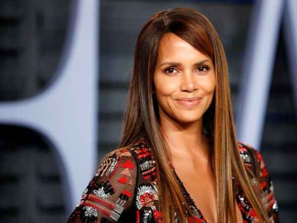 Hollywood star Halle Berry.